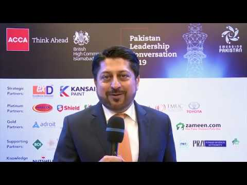 Shazad Dada, CEO, Standard Chartered Bank (Pakistan) Ltd.