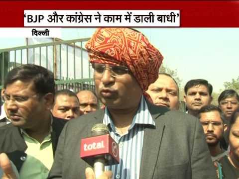 Report Card of Delhi : 'Record-breaking works are done in Delhi'- Satyendra Jain