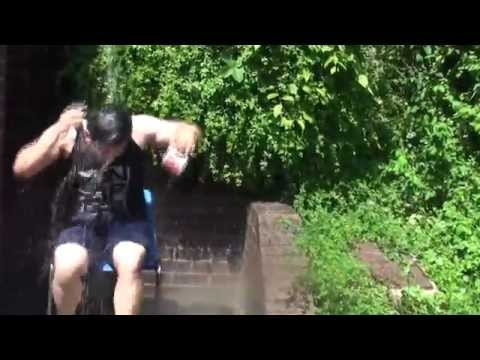 His Lordship's Cold Water Challenge