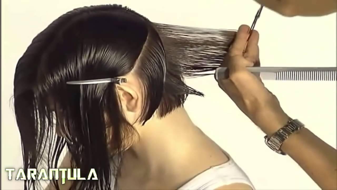 Beste Frisur Für Frauen In 2016 Fabelhafte Frauen Haarschnitt Haircutting Lektion