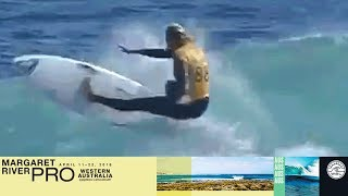 Gilmore vs. Weston-Webb vs. Marks - Round Three, Heat 2 - Margaret River Women's Pro 2018
