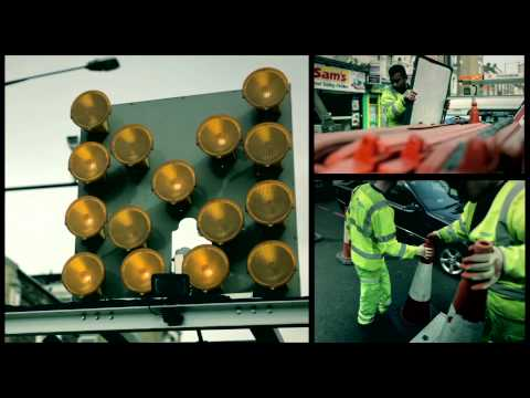 London Streets Traffic Control Centre: Keeping London Moving 24/7
