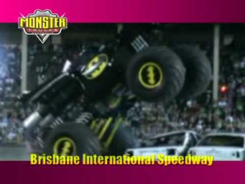 Pacific Monster Truck World Finals Ii Tvc Youtube