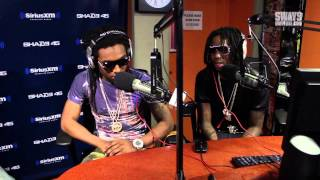"Migos Freestyle and Speak on How Drake Hopped on the ""Versace"" Remix"