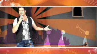Swapnil Bandodkar sings