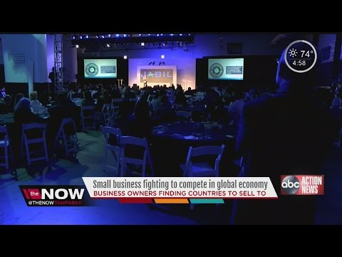 Tampa Bay Area businesses joining forces to compete in a global economy