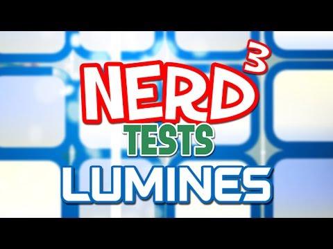 Nerd³ Tests... Lumines - Disco Tetriso
