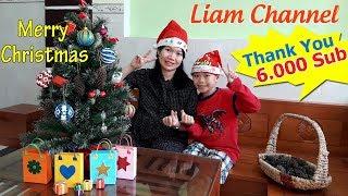 THANK YOU SO MUCH! 6.000 SUB | Liam Channel