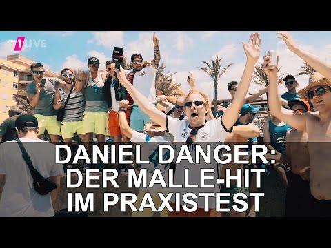 Daniel Dangers Malle-Hit: Daniel und Mike (257ers) am Ballermann | 1LIVE
