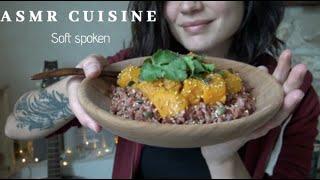 ASMR Cuisine 😋 Soft spoken
