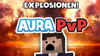 Alles Explodiert!   Minecraft AURA PvP #07   Zombey