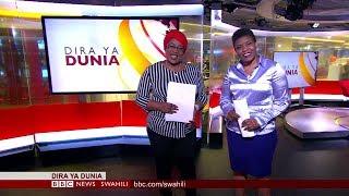 BBC DIRA YA DUNIA IJUMAA 27.07.2018
