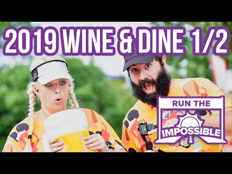 RunDisney Wine & Dine Half Marathon 2019 Race Course Review & Recap