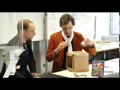 """Innovations- und Produktmanagement - Student entwickelt einen """"Zero Waste Market"""""""