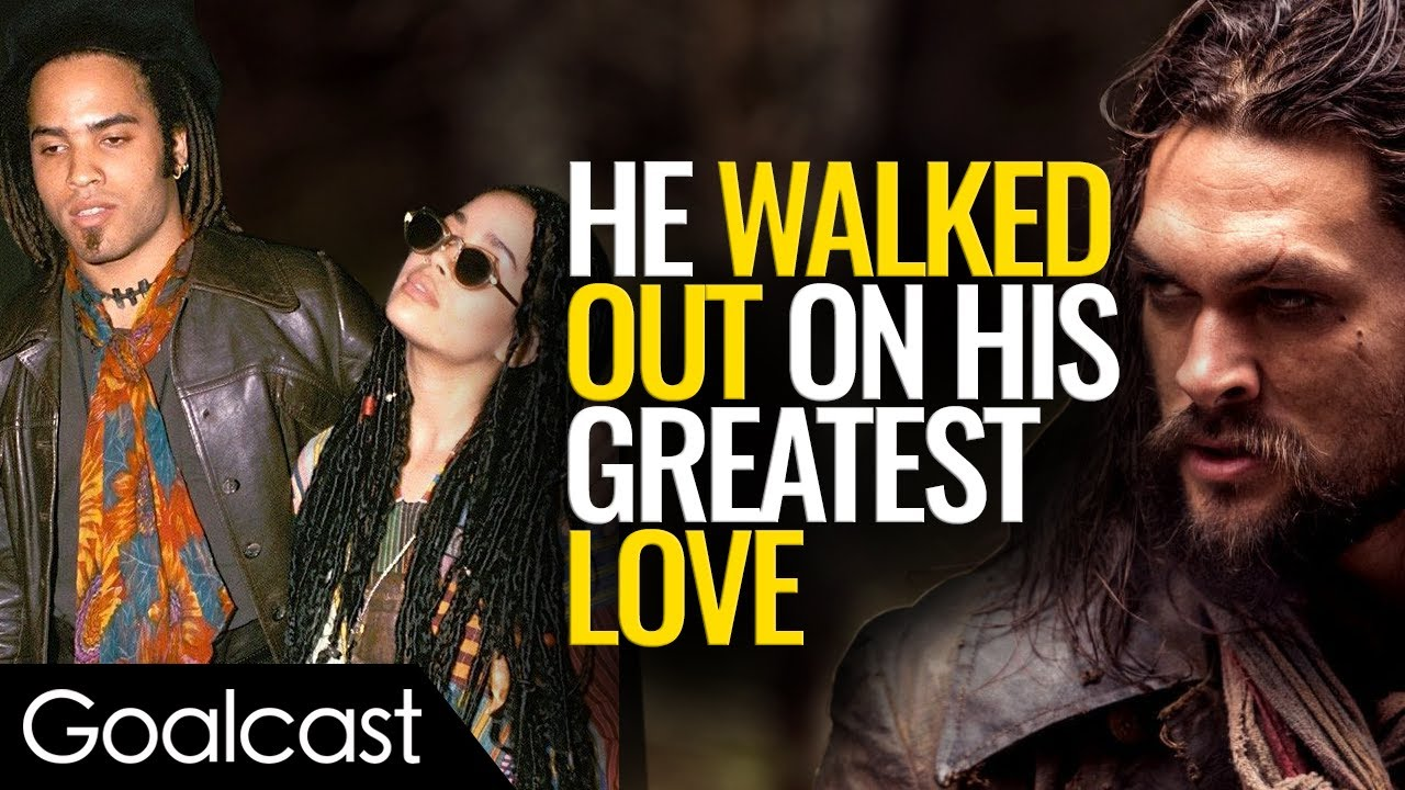 Why did Lenny Kravitz fear Jason Momoa? | Life Stories | Goalcast