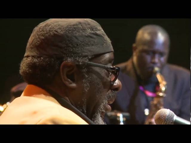 "David Murray Big Band & James ""Blood"" Ulmer ► Love lockdown @ Créteil (France) • 2013"