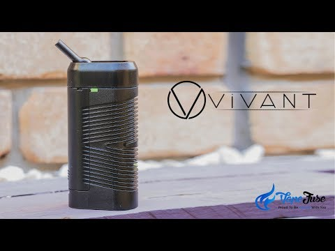 Vivant Alternate Portable Vaporizer Review | VapeFuse