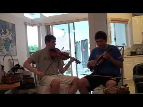 Wake Me Up - Avicii, violin duet cover