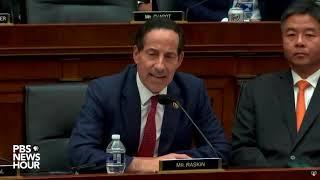WATCH: Rep. Jamie Raskin's full questioning of Corey Lewandowski | Lewandowski hearing
