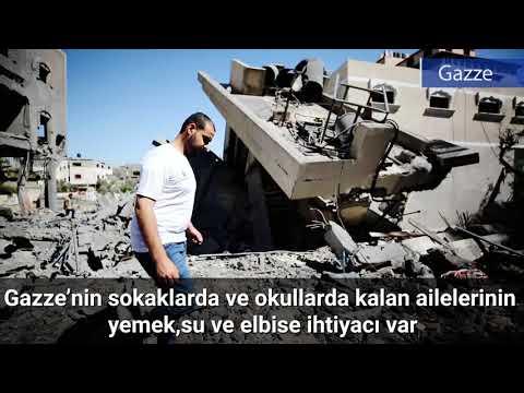 Gazze'ye Kardeşeli oluyoruz!