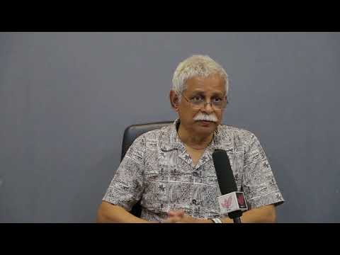 Dr. Muhammed Zafar Iqbal speech about Mirpur Cantonment Public School and College