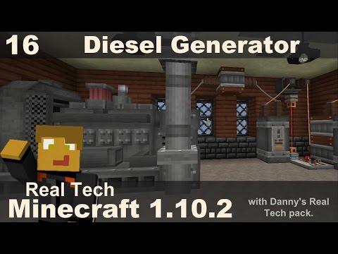 Real Tech 16 - Diesel Generator & Power Prioritization