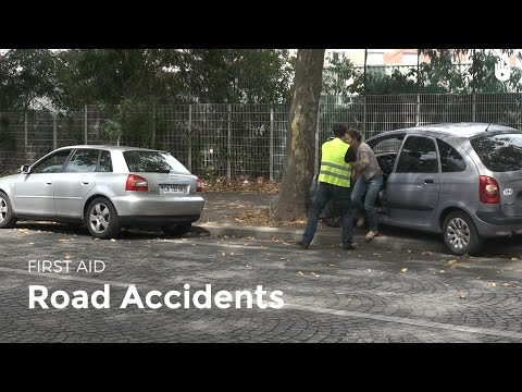 First aid; road accidents | First Aid