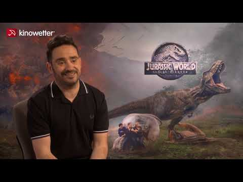 Interview J.A. Bayona JURASSIC WOLD: FALLEN KINGDOM Mp3