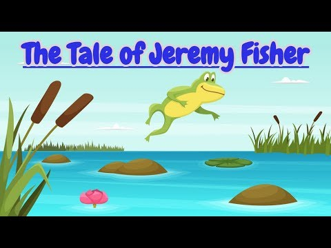 Children's Stories The Tale Of Jeremy Fisher