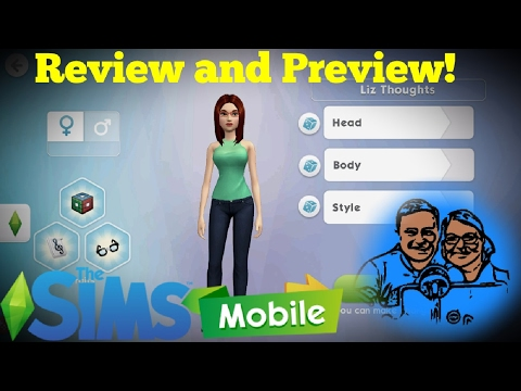 *Pre-release* Sims Mobile Review and Preview! | Any Thoughts? Game Review