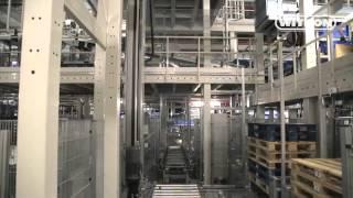 Logistikzentrum EDEKA Landsberg, von WITRON als GU