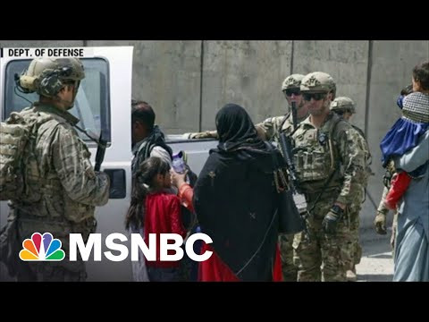 Veterans To Help Resettle Displaced Afghanistan Refugees