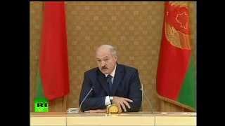 Лукашенко: Украина сама дала повод для присоединения Крыма к России