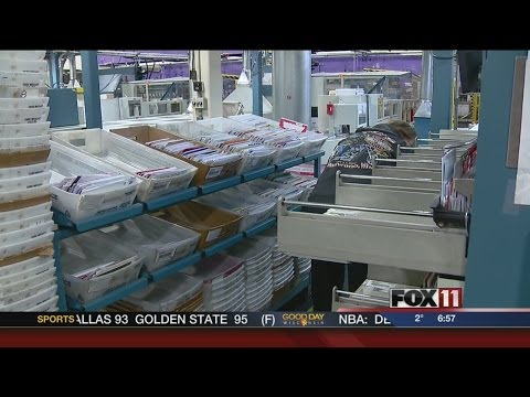 Post Office Heads Into Busiest Weeks