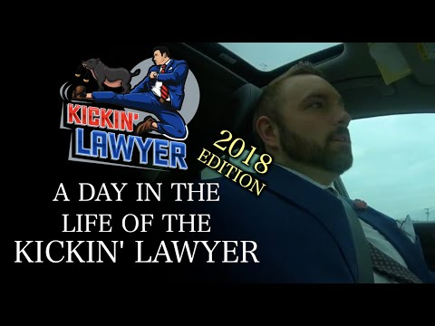 A Day in the Life of a Lawyer: Jere Mason, Kickin' Lawyer