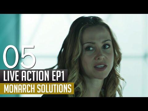 Quantum Break Live Action Episode 1 Monarch Solutions Walkthrough PC Gameplay