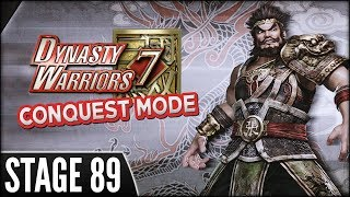 Dynasty Warriors 7 (PS3) - Conquest Mode - Stage 89: Treasure Battle
