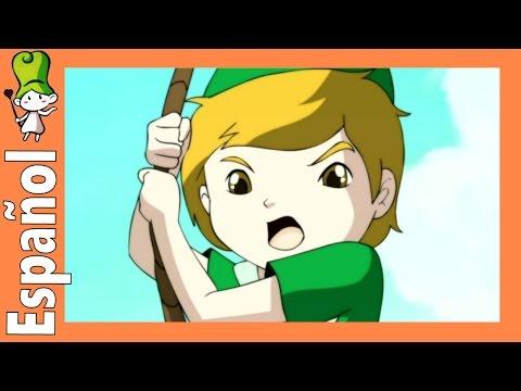 Peter Pan | Cuentos Infantiles (ES.BedtimeStory.TV)