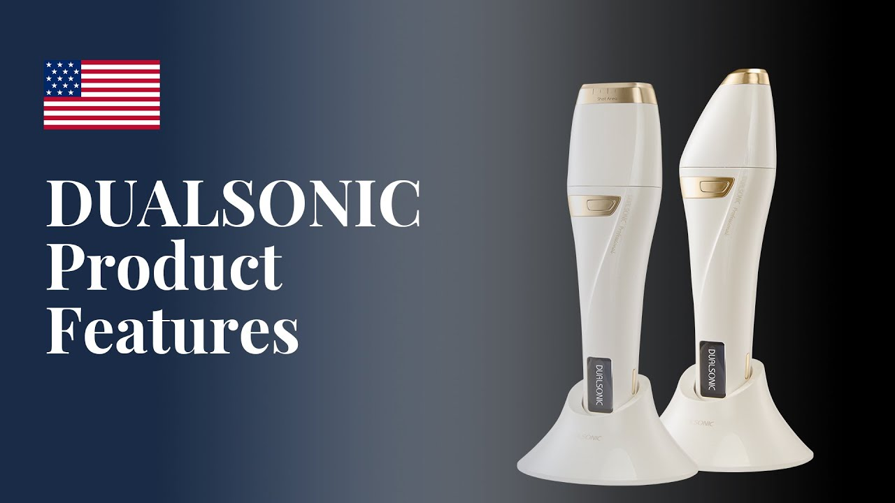 DUALSONIC product features!