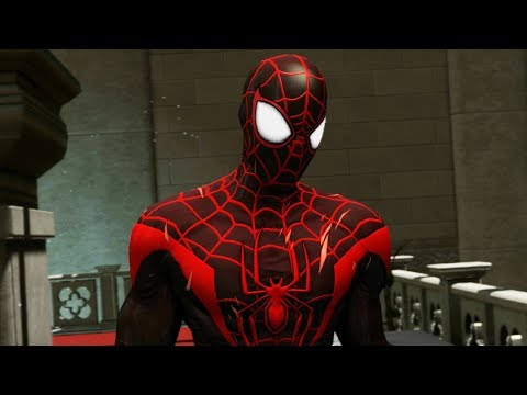 Amazing Spider-Man 2 Walkthrough - Part 12 - Black Cat Boss Fight!