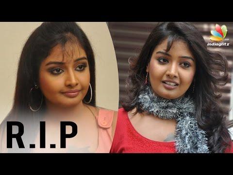 Tamil Serial Actress Sabarna Anand died