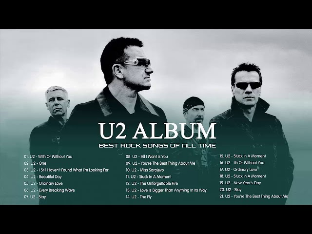 U2 Greatest Hits Full Album The