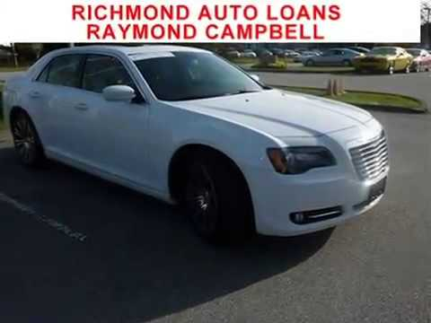 VANCOUVER RICHMOND BAD CREDIT AUTO LOANS 2013 Chrysler 300 RICHMOND LOCATION   WE SERVE A,