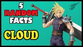 5 Random FACTS - Cloud Strife (Final Fantasy)