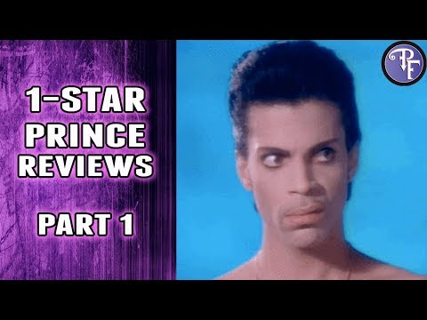 Prince: 1 Star Reviews On Amazon (Part 1)