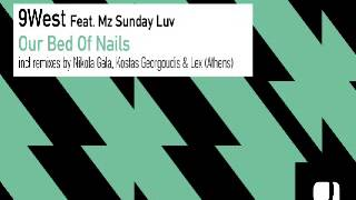 9West Feat. Mz Sunday Luv - Our Bed Of Nails (Original Mix) [Quantized Music]