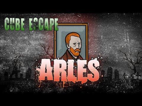 Let's Play Cube Escape - Arles