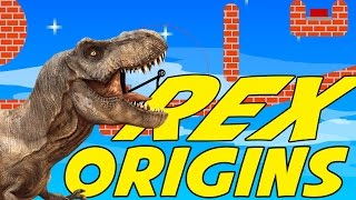 Rex Origins Gameplay PC Minijuegos / TiroriroriTirorirori