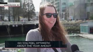 Do you feel optimistic about the year ahead? | OUTBURST