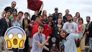 PRANK : YOUDEO AUX HISTORIQUES DE MONTBAZON ! (ÇA TOURNE MAL !)